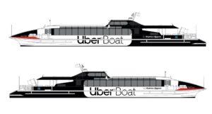 UBER'S BOAT SERVICE
