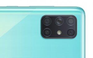 Galaxy A72 64 megapixels