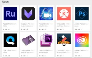Find Out the List of Some of the Best Video Editing Apps