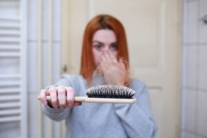 What Causes Hair Loss in Women? 9 Common Causes