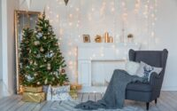 Christmas-Living-Room-Decoration-Ideas
