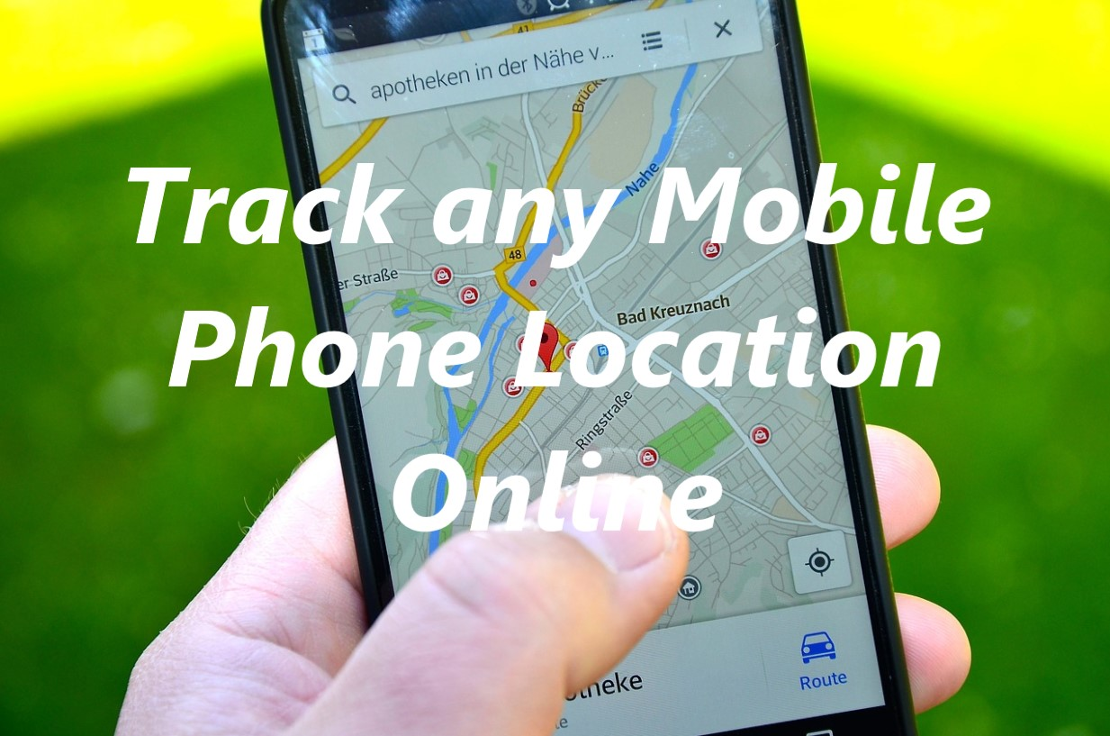 track mobile phone location online