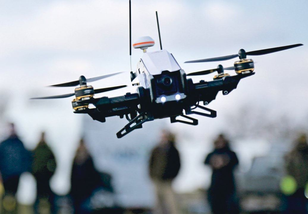 Science and Entertainment Drone Advancements Ready to Change the World in 2021