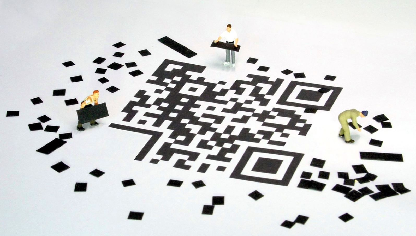 Embed Excel file into QR code