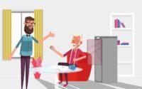 make professional animated video