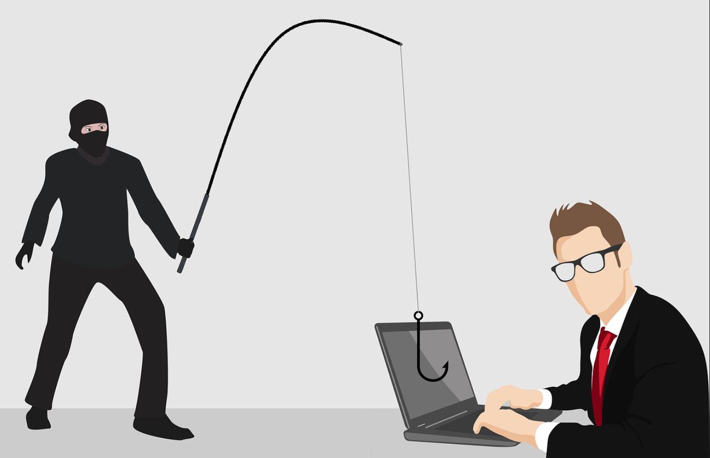 Online phishing scams avoid them