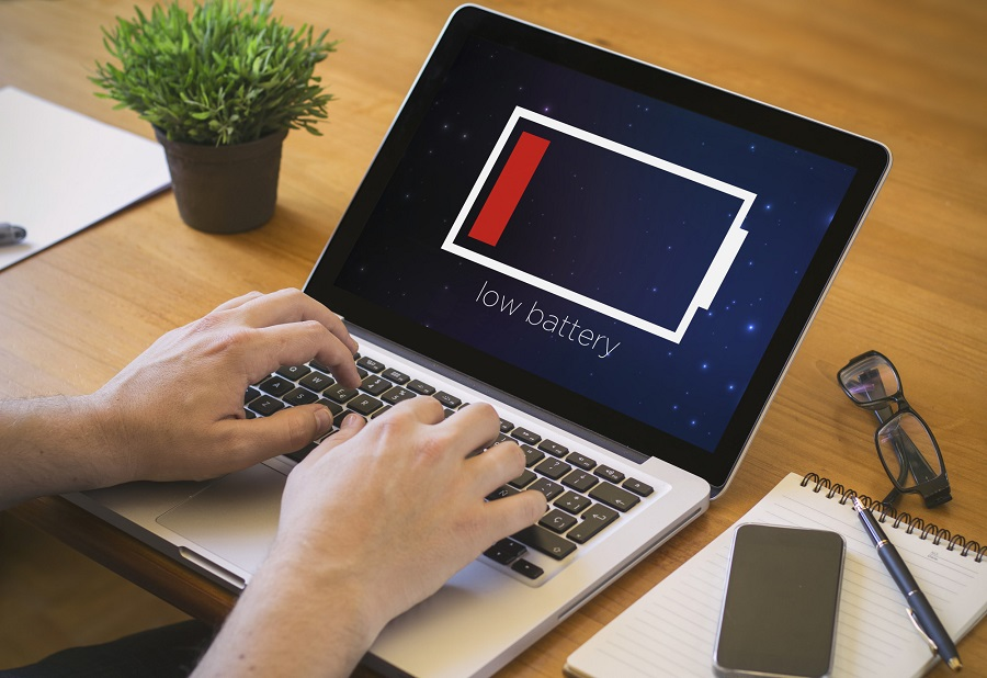 Is Your Laptop Battery Draining Fast? This Might Be Why