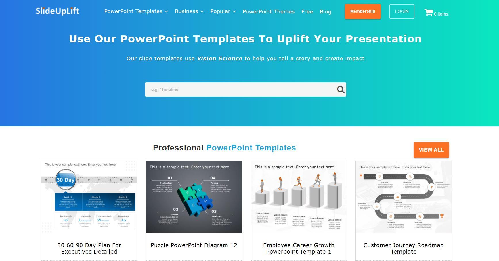 make best presentation for clients