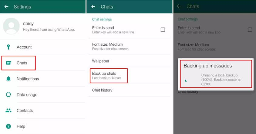 transfer whatsapp messages to new iphone x-1