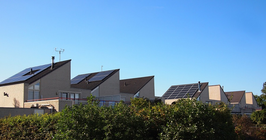 Solar Buildings: The Benefit of Solar Panel Infrastructure